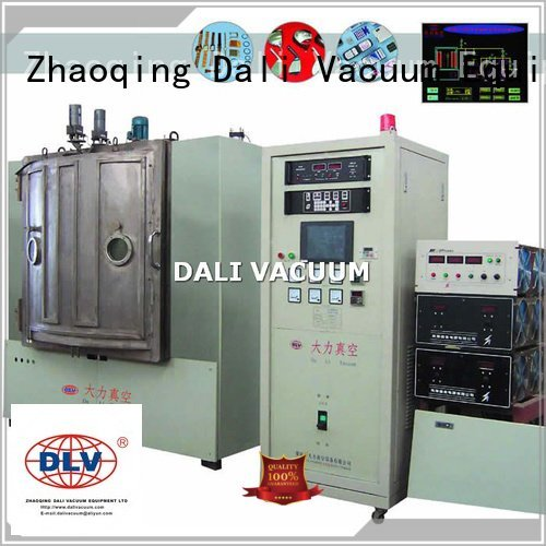 Custom vacuum magnetron machine rf magnetron sputtering
