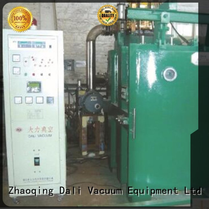 evaporation double chamber coating machine Dali