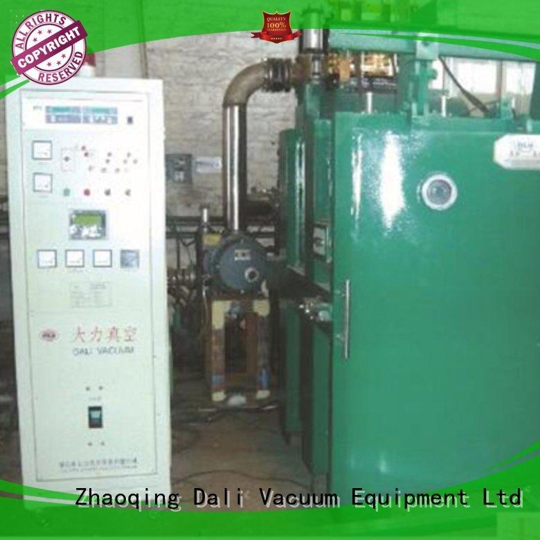 Dali Brand chamber evaporation double vacuum line