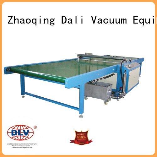 Dali spray on glass coating glass machine horizontal painting