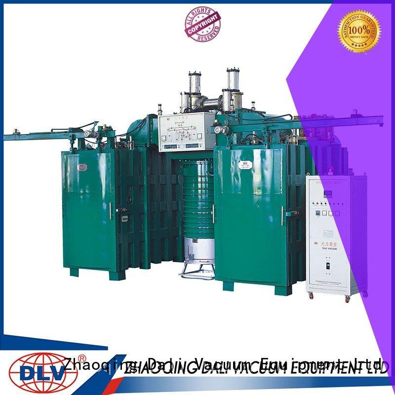 evaporation chamber 30 Dali arc machine