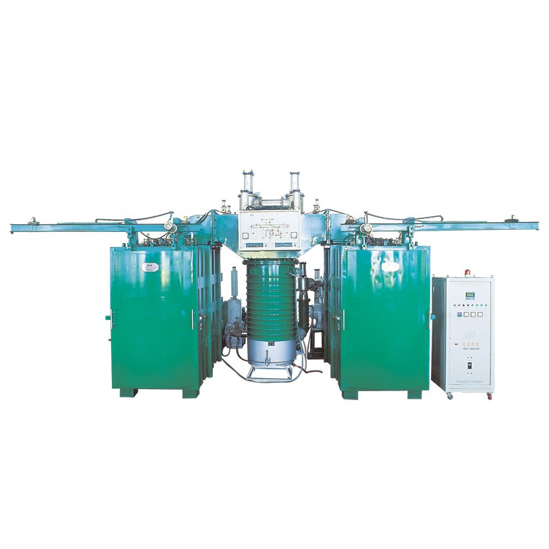 Dali-Find Low E Coating Evaporation Double Chamber Vacuum Coating Machine-1