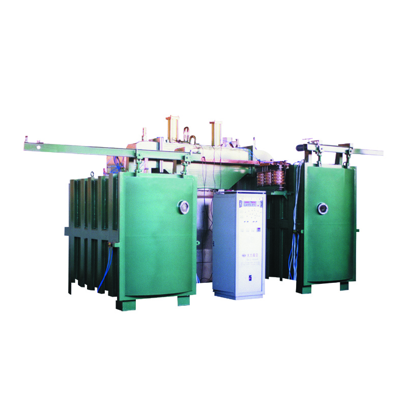 Dali-Find Low E Coating Evaporation Double Chamber Vacuum Coating Machine