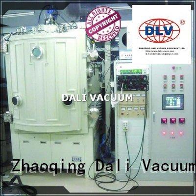 double chamber evaporation coating machine Dali