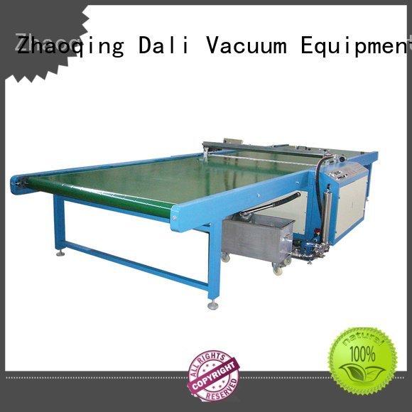 OEM coat paint machine horizontal spray on glass coating
