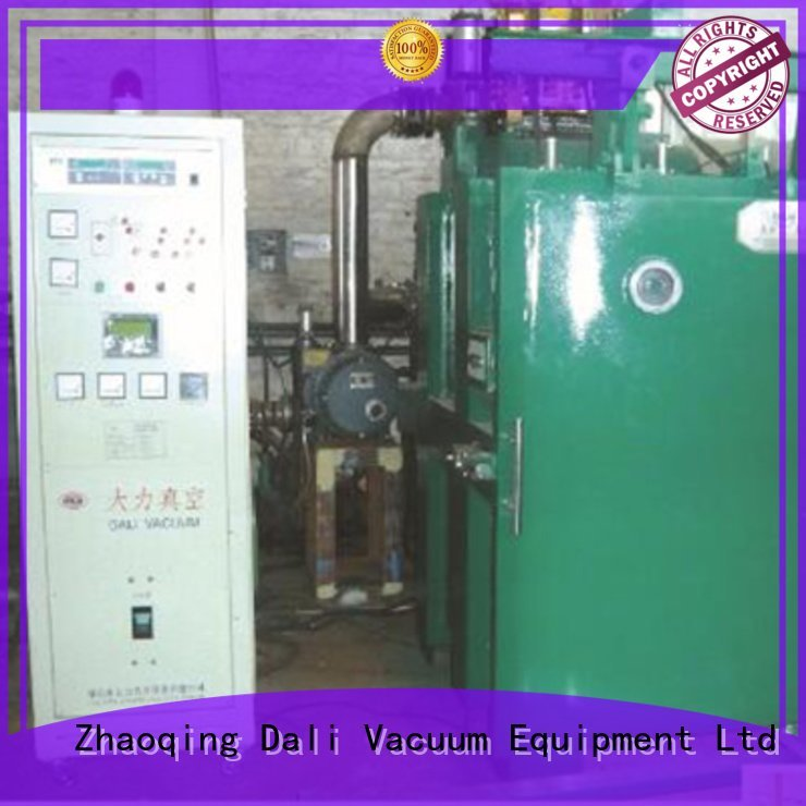 Dali Brand double evaporation chamber vacuum line