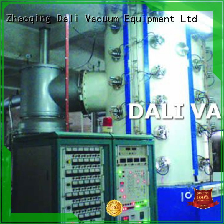 Dali Brand multiarc pvd pvd magnetron sputtering coating machine