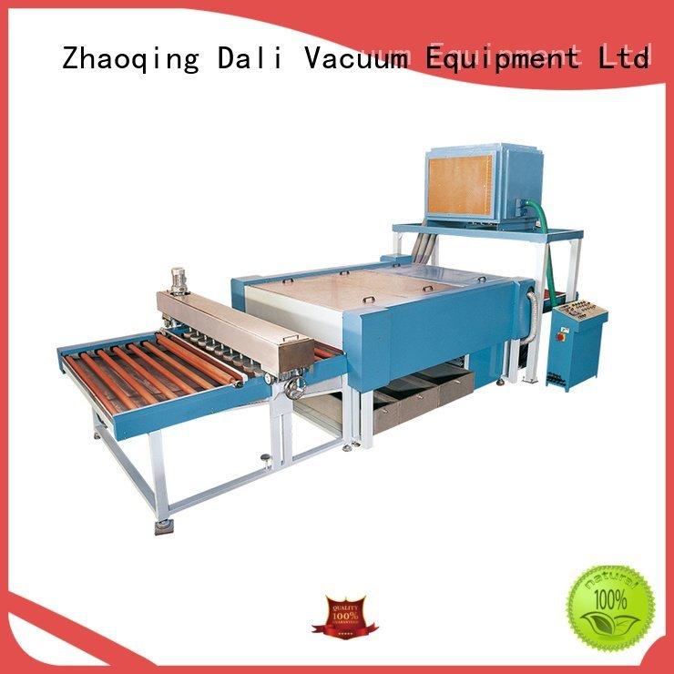 Dali Brand machine glass horizontal glass washing machine washing
