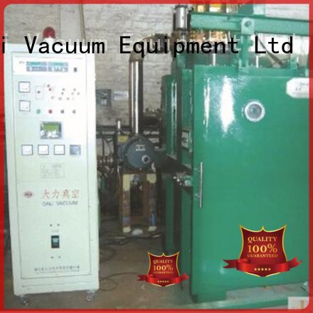 vacuum line evaporation double coating machine Dali Brand