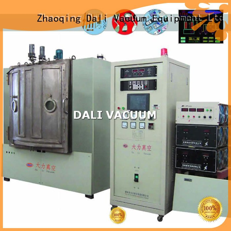 Dali coating djw magnetron –scale low