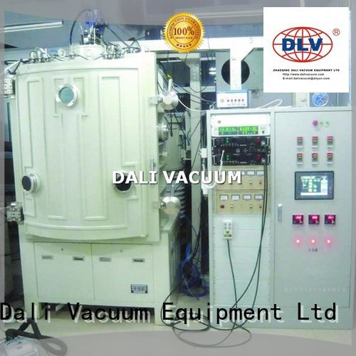 Dali Brand evaporation double coating machine chamber chamber