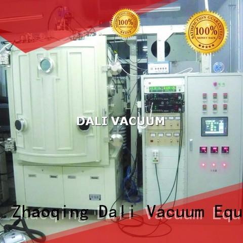 double double chamber coating machine evaporation Dali evaporation