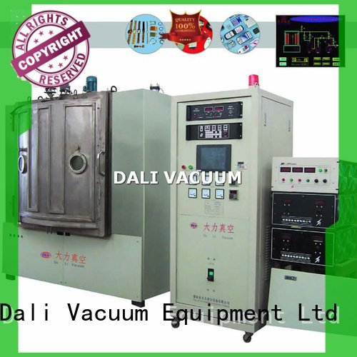 Dali rf magnetron sputtering djw production – –scale