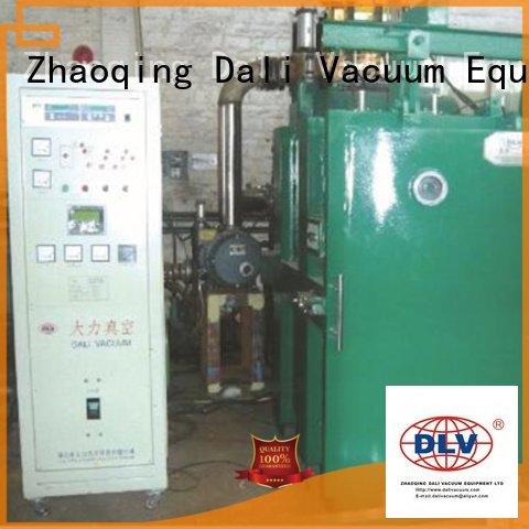 double vacuum line double coating machine Dali evaporation