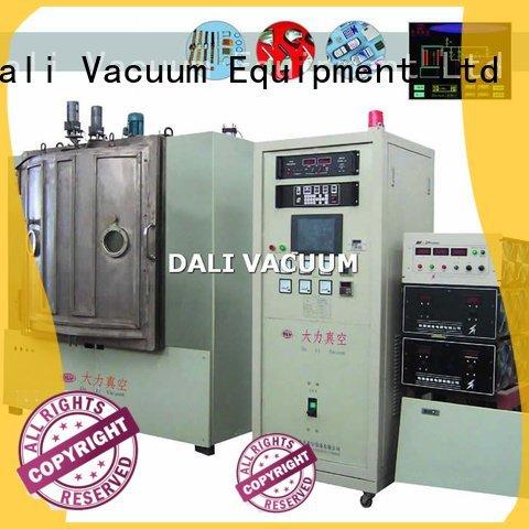 coating vacuum Dali rf magnetron sputtering