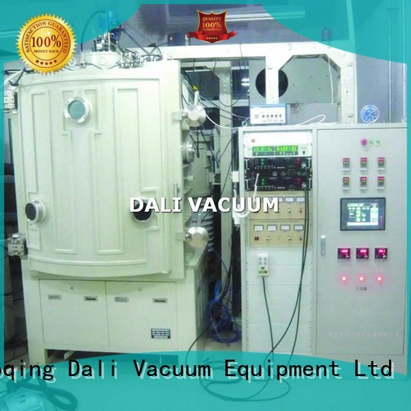 chamber evaporation double Dali coating machine