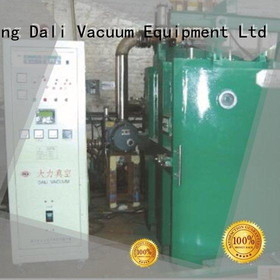 vacuum line evaporation chamber double double