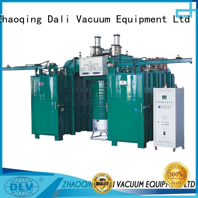 vacuum chamber with pump vacuum arc machine Dali Brand