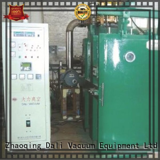 chamber double evaporation vacuum line Dali manufacture