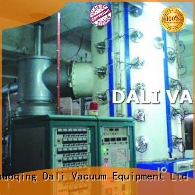 Wholesale machine pvd magnetron sputtering coating Dali Brand