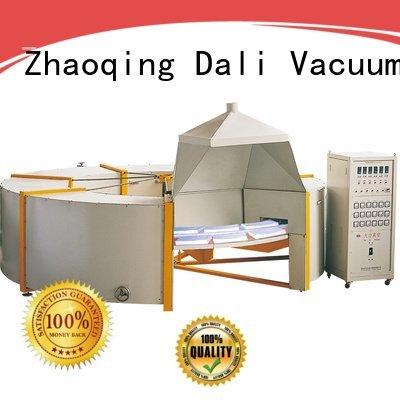 Dali silver mirror complete grade production line