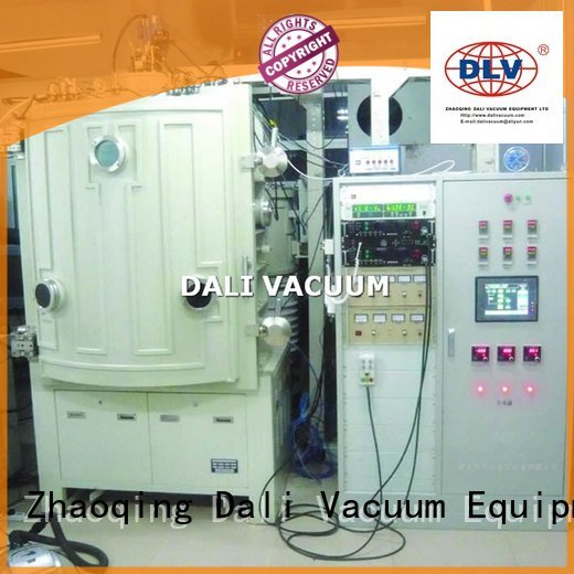 Dali evaporation double chamber vacuum line chamber