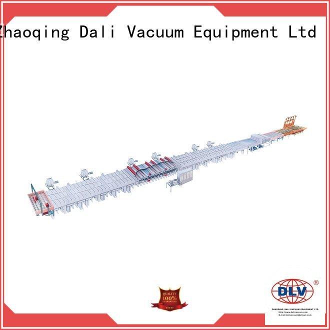 Dali low vacuum production rf magnetron sputtering series