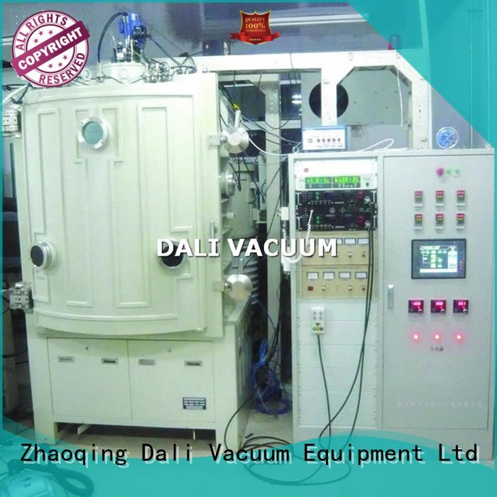OEM coating machine chamber double vacuum line
