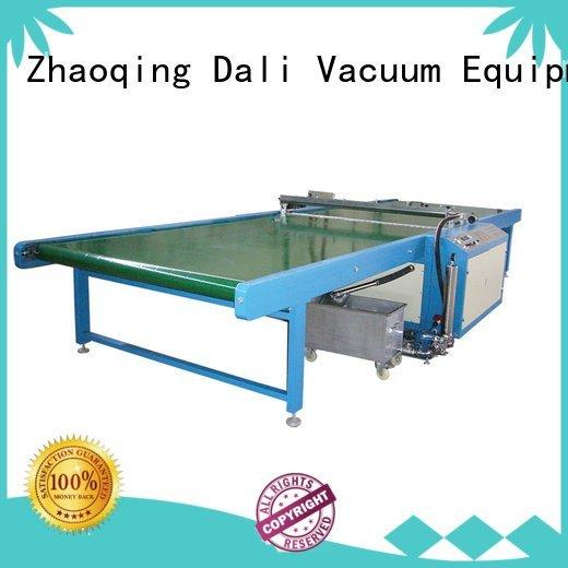 Dali painting glass horizontal spray on glass coating machine