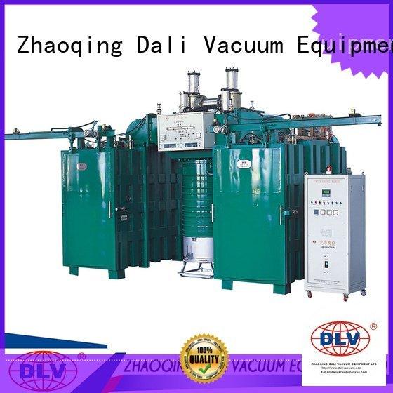 vacuum chamber with pump chamber powder OEM arc machine Dali