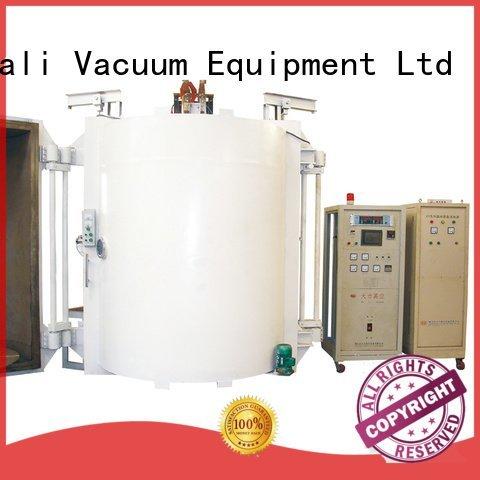 Hot rf magnetron sputtering machine series magnetron Dali Brand