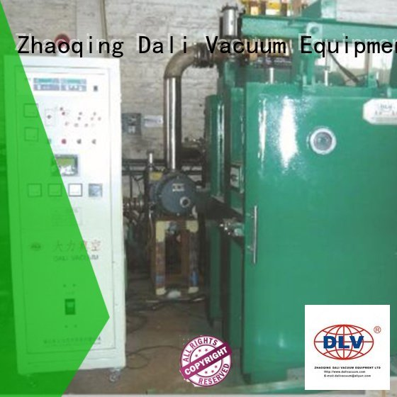 evaporation chamber double double Dali coating machine