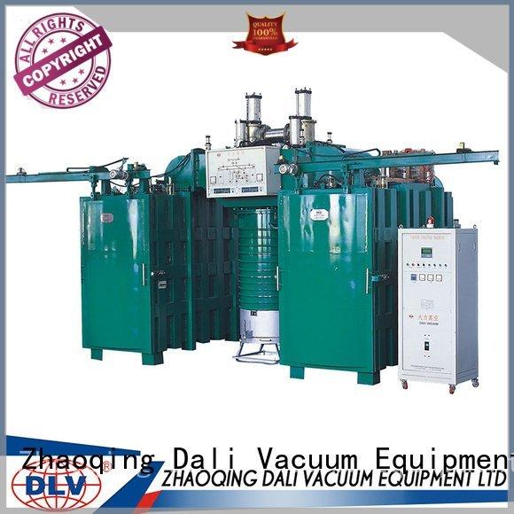 vacuum chamber with pump saving Dali Brand arc machine