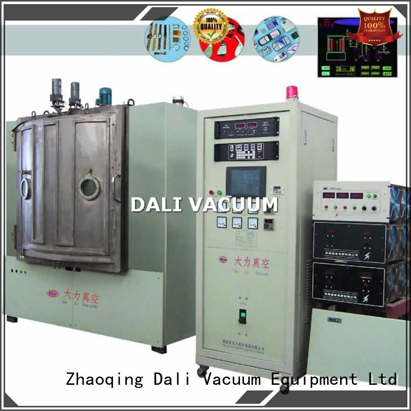 Dali production series magnetron machine frequency