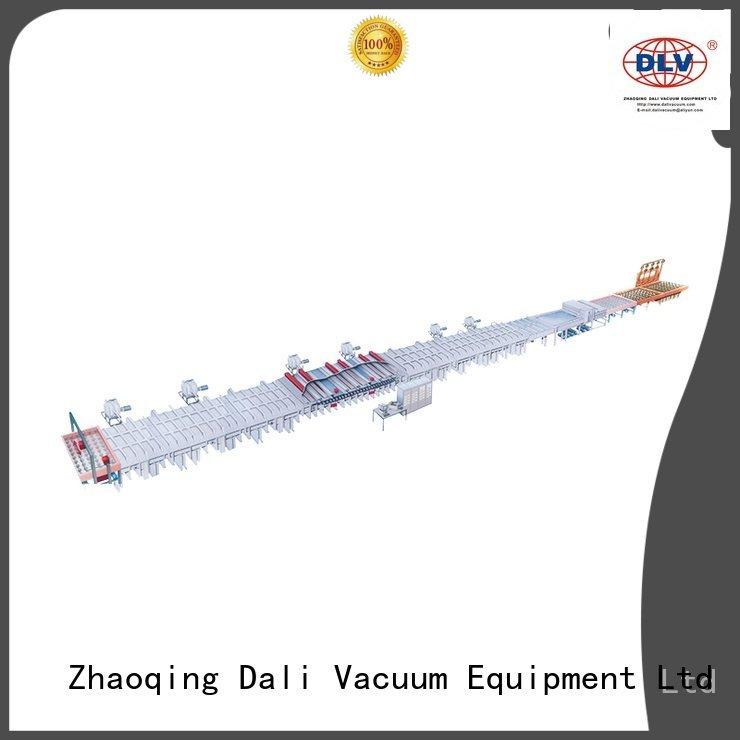 large –scale series sputtering Dali rf magnetron sputtering