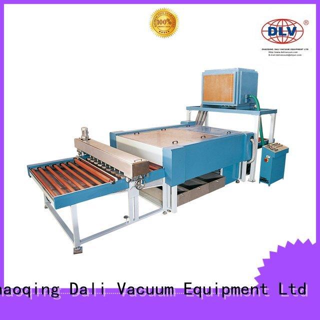 Dali glass washing glass washing machine machine horizontal