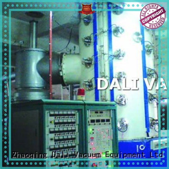 Dali Brand multiarc coating machine custom pvd magnetron sputtering