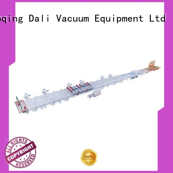 line machine magnetron frequency Dali Brand company