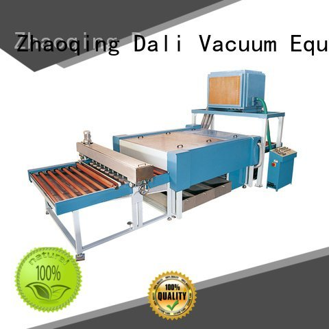 Dali glass washing machine machine glass horizontal washing