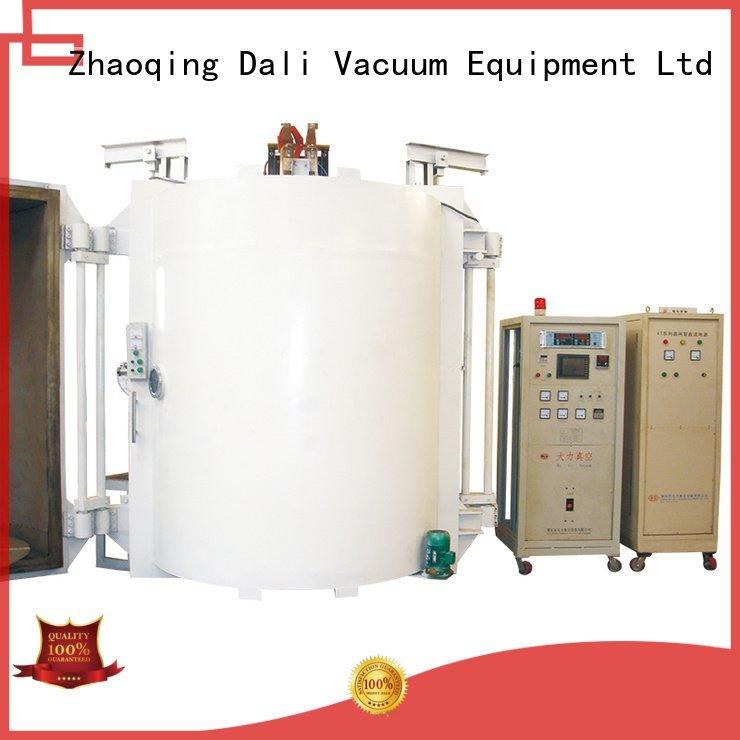machine magnetron Dali rf magnetron sputtering