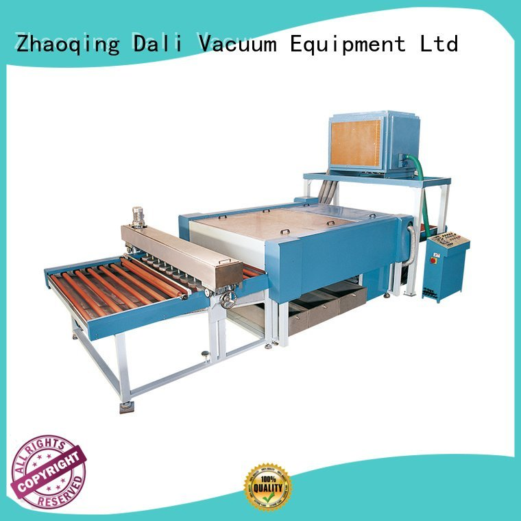 Dali Brand horizontal washing glass washing machine glass