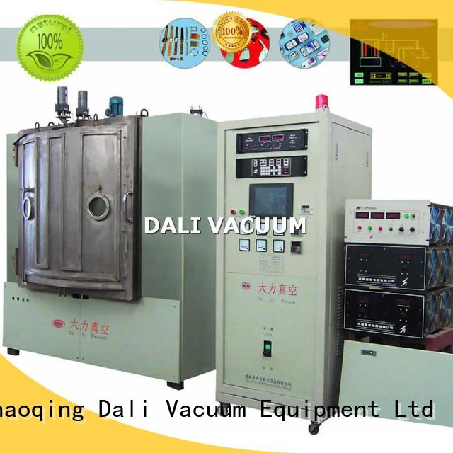 Dali –scale magnetron machine djw