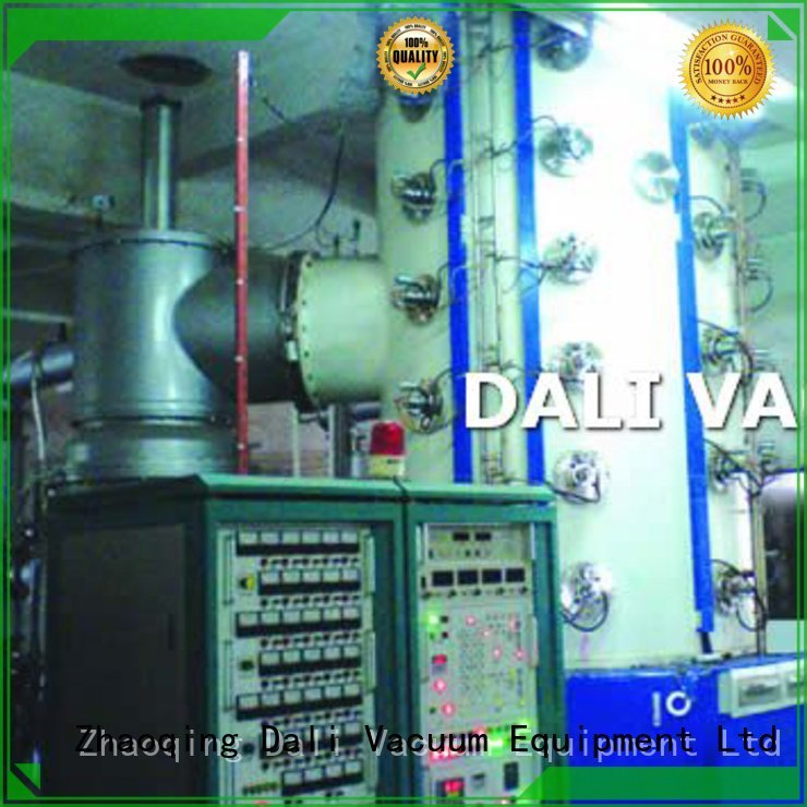 Dali pvd magnetron sputtering pvd coating multiarc machine