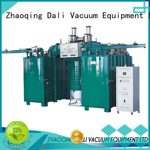 Hot vacuum chamber with pump chamber double saving Dali Brand