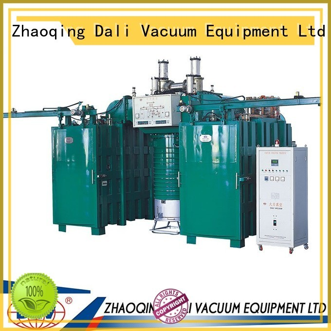 evaporation machine vacuum chamber with pump Dali Brand