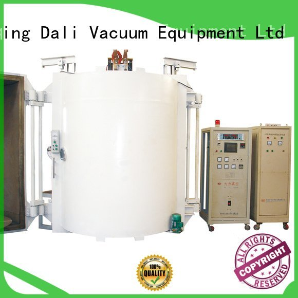 Dali Brand production – frequency magnetron