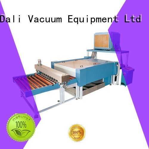 Custom glass washing machine horizontal machine washing Dali