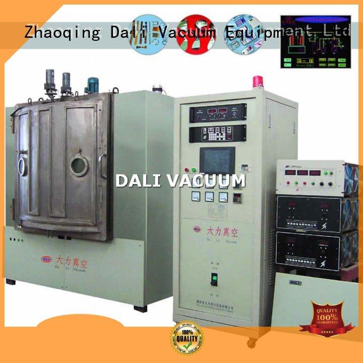 –scale vacuum Dali magnetron