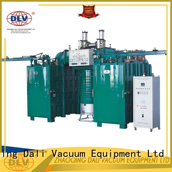 vacuum chamber with pump chamber powder arc machine Dali Warranty