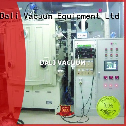 chamber double evaporation coating machine Dali